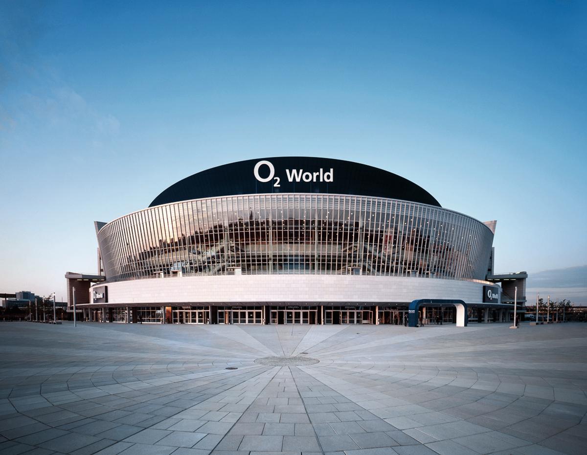 O2 World Berlin #